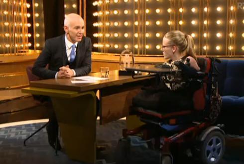 2015-11-21 Joanne O'Riordan on the Ray D'Arcy Show 02