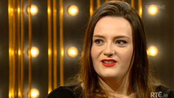 2015-11-21 Katie Healy on the Ray D'Arcy Show