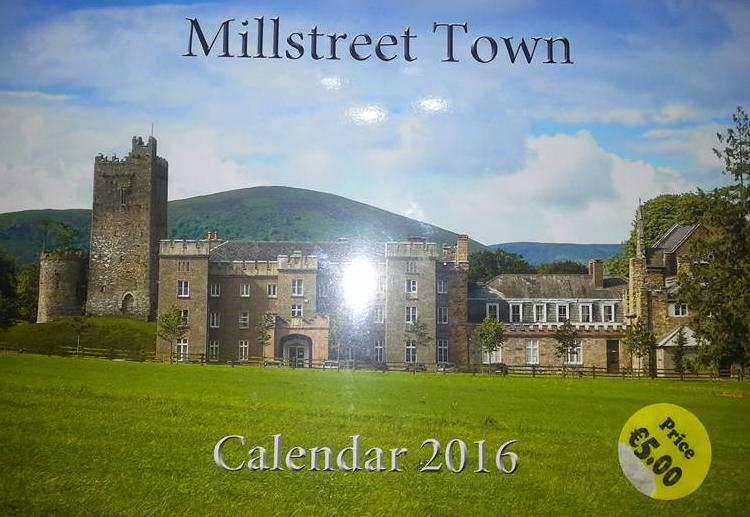 2015-11-21 Millstreet Calentar 2016 - cover page