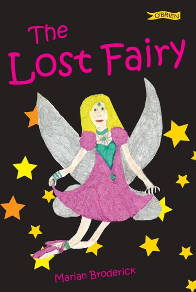 2015 The Lost Fairy - Book Cover