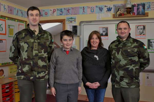23National Flag Ceremony at Cloghoula N.S. 2015 -600