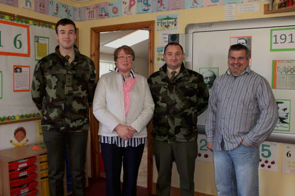 24National Flag Ceremony at Cloghoula N.S. 2015 -600