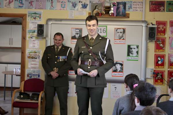 2National Flag Ceremony at Cloghoula N.S. 2015 -600