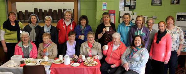 Patricia's wonderfully successful Coffee Morning on 29th Oct. 2015. Click on the images to enlarge. (S.R.)
