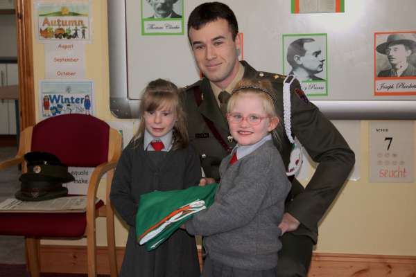6National Flag Ceremony at Cloghoula N.S. 2015 -600