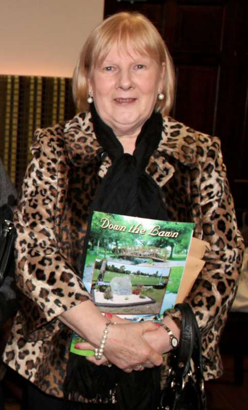 Margaret Smyth (nee Looney) pictured in January 2013 following the funeral of her brother, Michael Looney in Millstreet. (S.R.)