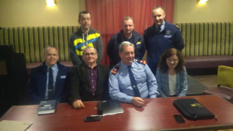 2015-12-02 At the Launch of Millstreet Garda Text Alert