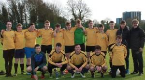 2015-12-11 Millstreet Community School soccer team - into the Munster Semi Final (John Murphy Cup)-1000