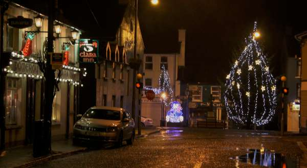 """With Christmas as its central theme tonight """"Radio Treasures"""" is scheduled to be broadcast live from The Pub in Carriganima tonight (Tues. 15th Dec. 2015) from 9.30 to 11.00.  A recording of Prog. 271 for LTV2 Millstreet will also be taking place at the same venue.  Click on the image to enlarge.  (S.R.)"""