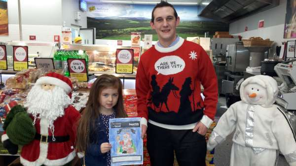 4Supervalu Christmas Art Competition Winners 2015 -600