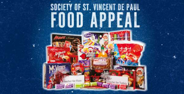 Food Appeal is also in operation in many shops including Supervalu, Millstreet.