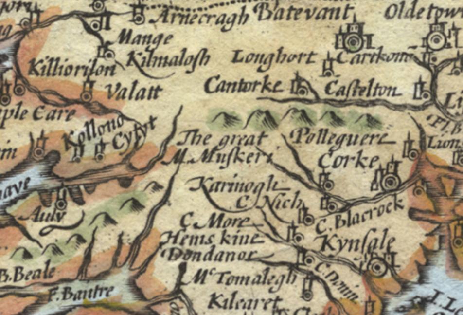 1627 Munster Peter Van Den Keere