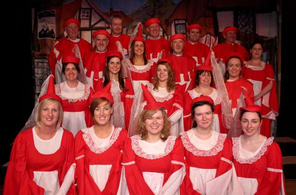 1Babes in Wood Rathmore Panto 2016 -600