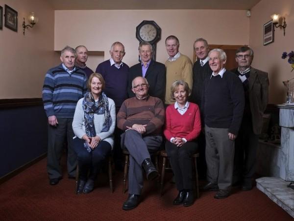 2015-11-30 Members of Millstreet Monument