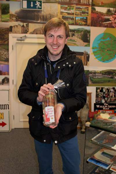 29Eurovision Enthusiast Ansgar from Germany visits Millstreet -600