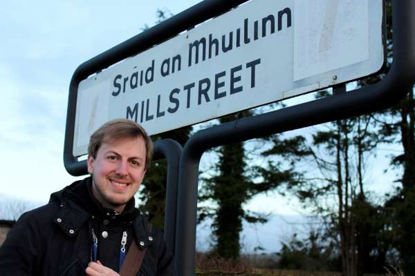 32Eurovision Enthusiast Ansgar from Germany visits Millstreet -600