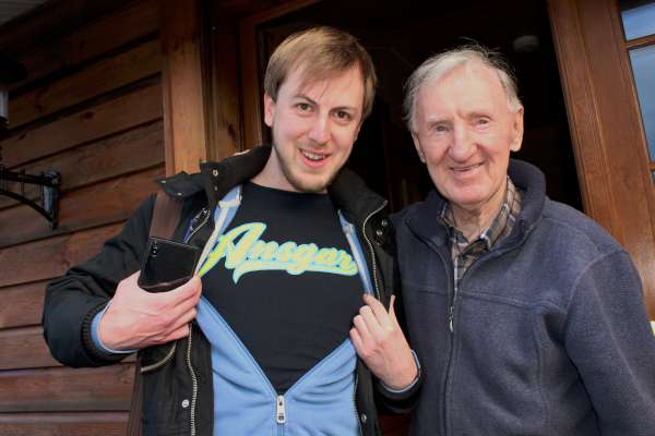 7Eurovision Enthusiast Ansgar from Germany visits Millstreet -600