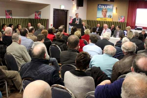 16Áine Collins General Election 2016 Campaign Launch -600