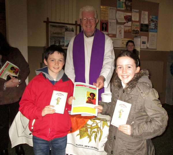 1Fr. Liam Dunne SVD preaches in Millstreet Feb. 2016 -600