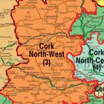 2016 Cork North West Constituency Map
