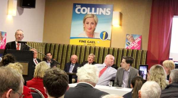 23Áine Collins General Election 2016 Campaign Launch -600