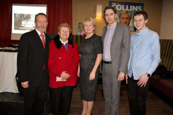 30Áine Collins General Election 2016 Campaign Launch -600