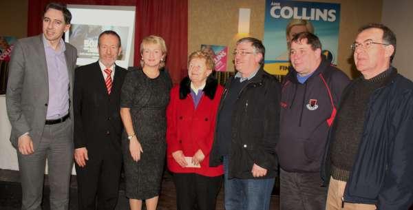 32Áine Collins General Election 2016 Campaign Launch -600