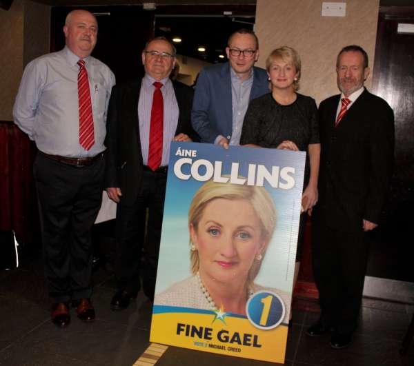6Áine Collins General Election 2016 Campaign Launch -600