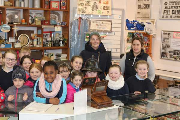 6Millstreet Museum Visitors February 2016 -600