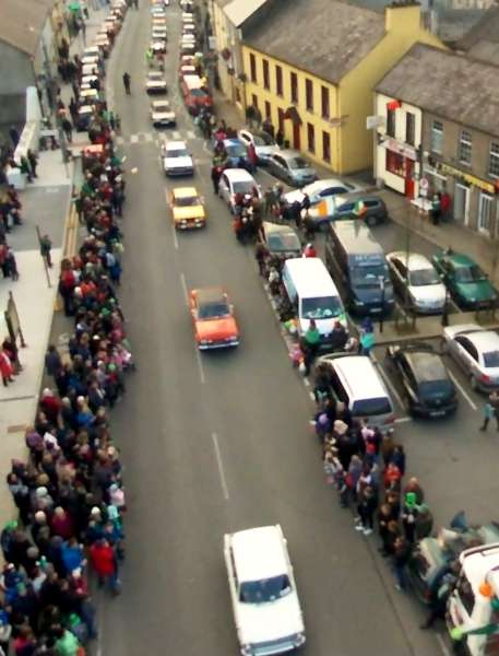 10Ryan's Aerial Images of St Pat's Parade 2016 -600