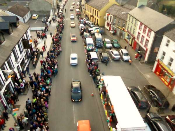 11Ryan's Aerial Images of St Pat's Parade 2016 -600