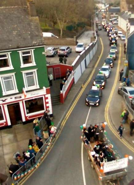 1Ryan's Aerial Images of St Pat's Parade 2016 -600