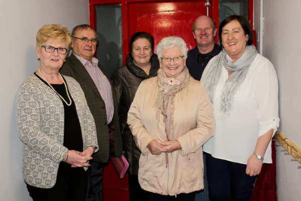 Some of the dedicated Millstreet Lotto Committee pictured recently. We thank Eily Buckley for the Lotto Report below. Click on the image to enlarge.