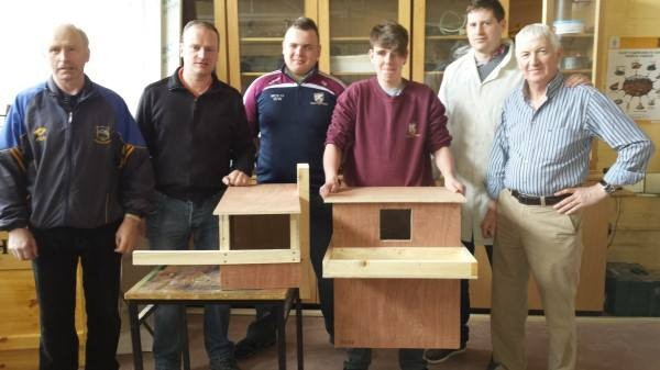 2016-03 Millstreet Tidy Towns - Transition Year Project 2016 with Tony Keneally, Wildlife Biologist