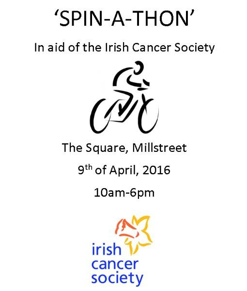 2016-04-09 Spinathon in the Square - poster