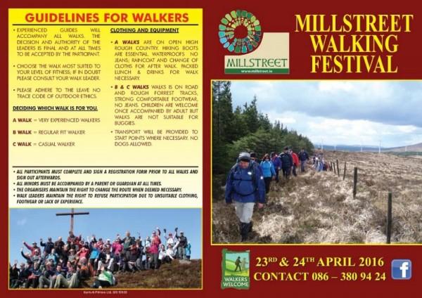2016-04-24 Millstreet Walking Festival 02 - poster