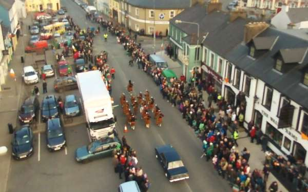 2Ryan's Aerial Images of St Pat's Parade 2016 -600