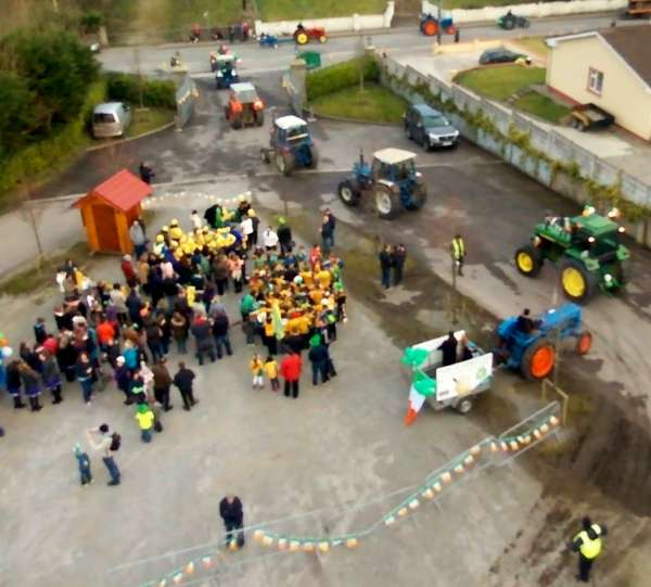 4Ryan's Aerial Images of St Pat's Parade 2016 -600