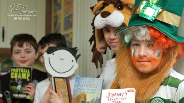 4World Book Day 2016 at Cloghoula N.S. -600