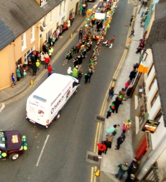 5Ryan's Aerial Images of St Pat's Parade 2016 -600