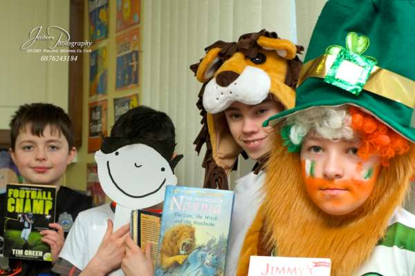 5World Book Day 2016 at Cloghoula N.S. -600