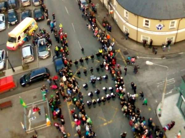 7Ryan's Aerial Images of St Pat's Parade 2016 -600