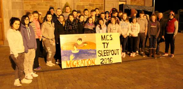 1Sleepout by TY Students of MCS 2016-600