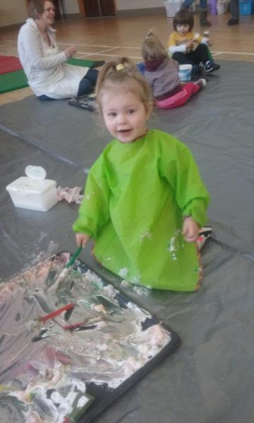 2016-04-19 Messy Hands at Millstreet Parent and Toddler Gtoup 101043-800