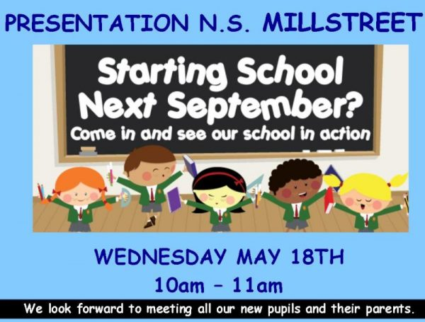 2016-05-18 Open Day at Presentation NS for new  Pupils and Parents2-800
