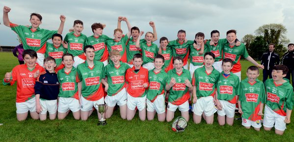 2016-05-29 Keale Gaels win the Rebel Og North U14B Hurling Championship