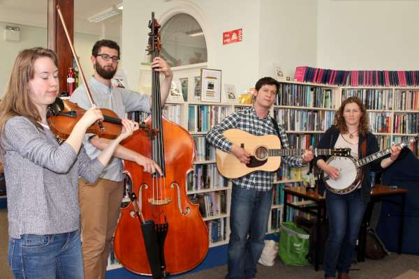 2Bluegrass Music Magic at Library 2016 -600