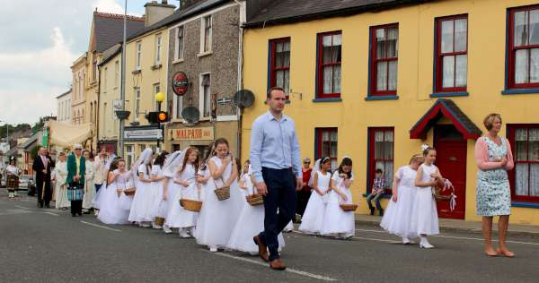 3Corpus Christi Procession in Millstreet Sunday 29 May 2016