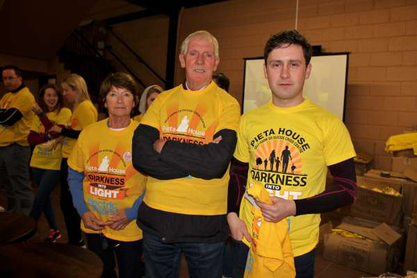 We talk about our truly moving experience on Friday night / Sat. morning Killarney Walk for Pieta House especially remembering Nathan whose parents and friends organise this annual fundraising event.