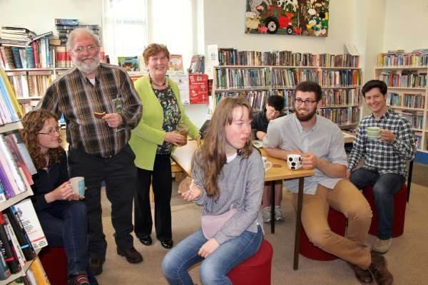 5Bluegrass Music Magic at Library 2016 -600